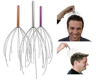Year-End Bulk Sales: Handy Head Massager