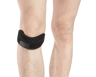 Adjustable Patellar Knee Support