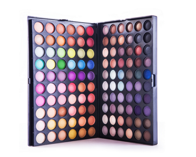 120-Colour Eyeshadow Make-Up Palette