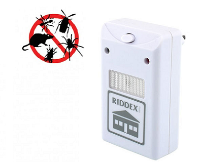 Digital Ultrasonic Pest Repeller