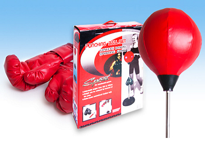 Boxing Punching Ball Set