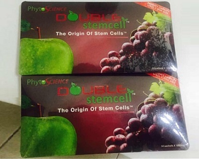 10 Packs Phyto-Science Double Stem Cell