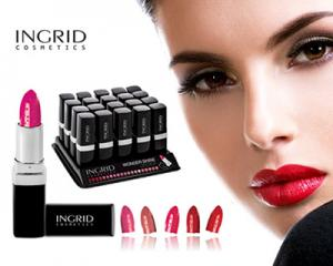 5 or 10 Lipsticks Wonder Shine by Ingrid