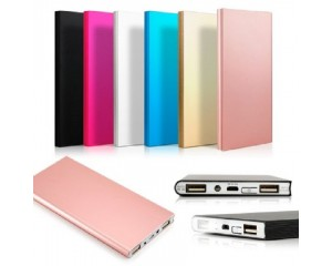 30,000 mAh Super Thin Powerbank-5 Colors