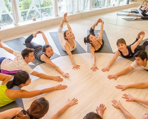 Up to 88% OFF Yoga Classes @ Raffles!