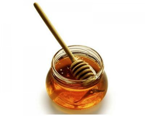 Wooden Jam/Honey Dipper