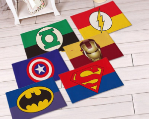 Superhero Doormats