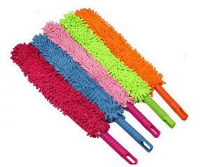 Random Color of  Flexible Microfibre Mop