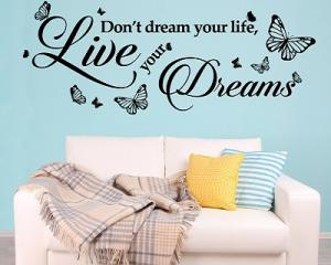 Walplus Quote Wall Stickers