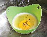 Silicone Egg Poachers (Set of 2)