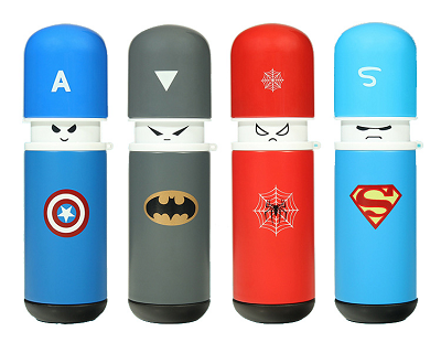 Avengers Vacuumed 304 Stainless Steel Bottle