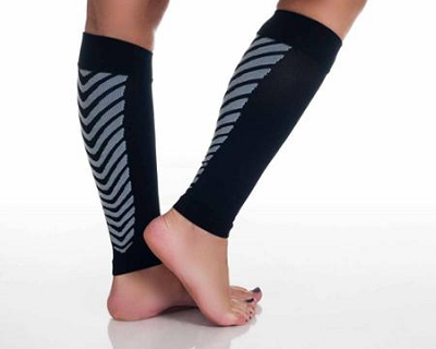 Pair of Calf Compression Sleeves