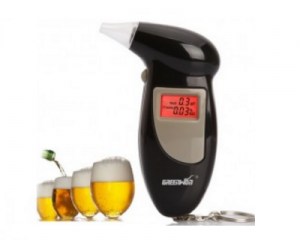 Digital Display Alcohol Breath Analyzer