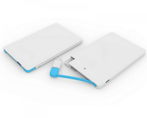 2500 mAh Ultra Slim Powerbank