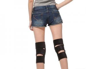 Magnetic Tourmaline Self-Heating Knee Guard