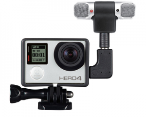GoPro Professional Audio Recording Set