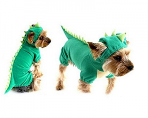 Dinosaur Jumpsuit for Dogs