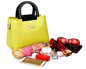 Candy Colour Trendy Bag