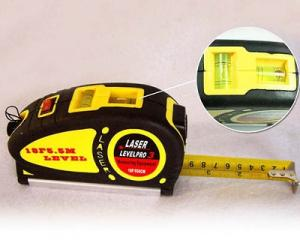 Laser Level Tape Measure