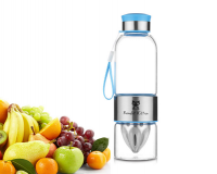 Fruit Water Bottle Infuser with Squeeze Cup