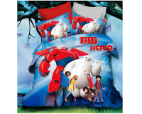 Bedding set with 3D Printing