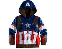 Fashion Children Avengers Coat Hoodies