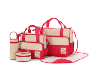 1 Set of  Multi-function Canvas Bags