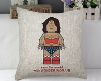 The Avengers Superhero Design Pillow Cover